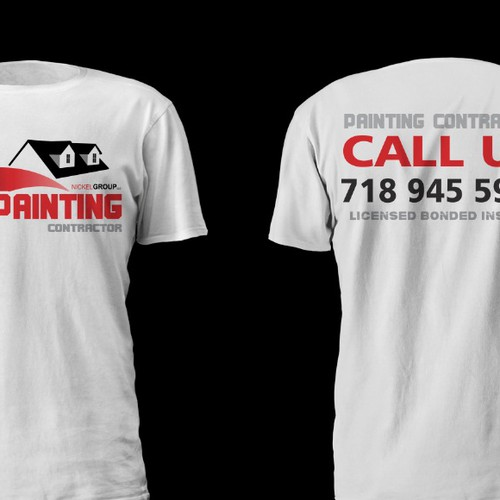 General Contractor T Shirts, Shirts & Tees | Custom ... |General Contractor Shirt Design