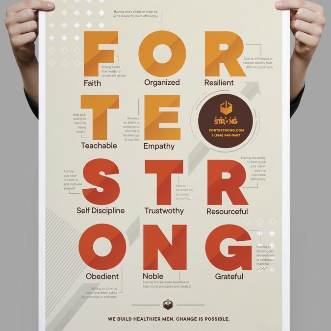 Winning design by DataFox