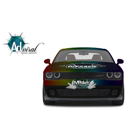 Runner-up design by AdGOviral