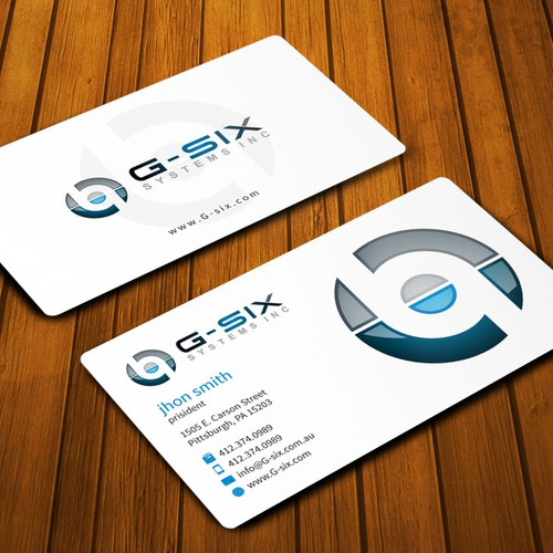 Create an eye catching business cards that makes a statement runner up design by ak graphics colourmoves Images