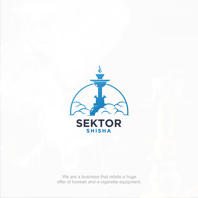 Create A Modern And Eye Catching Logo For My Hookah And E