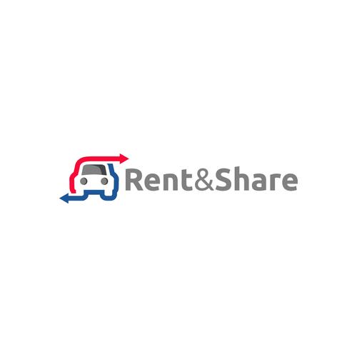 Logo Design For Revolutionary New Car Sharing Logo Design Contest