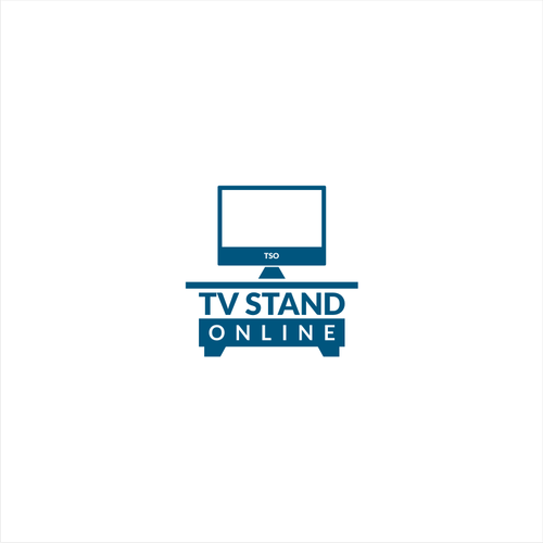 crea un nuovo logo per tv stand online logo design contest. Black Bedroom Furniture Sets. Home Design Ideas