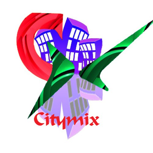 Runner-up design by apel2010