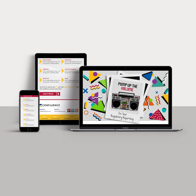 Winning design by VisualMedia
