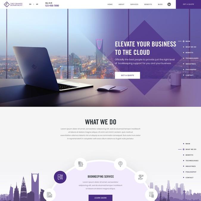 Design vencedor por UD_Pro
