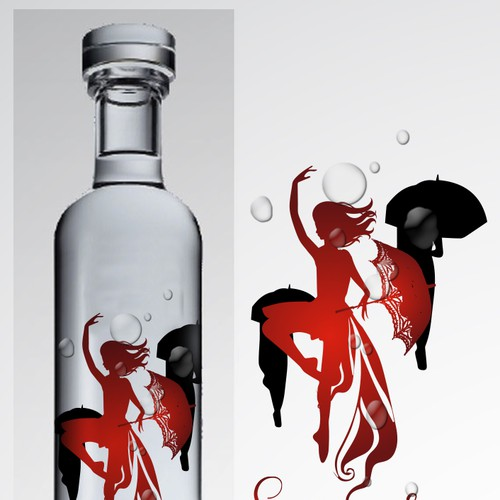Runner-up design by sandragraphic