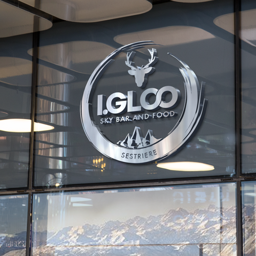 Amato Creare un logo per i.gloo sky bar and food | Logo design contest JS52