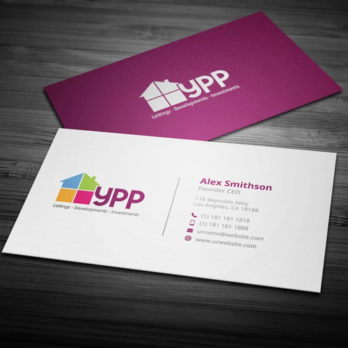 Runner-up design by OnePix
