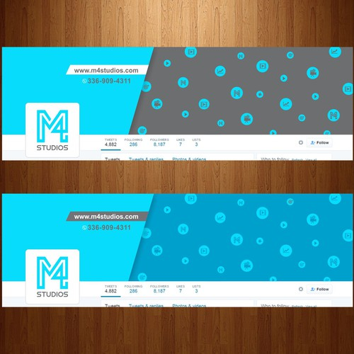 Diseño finalista de CREATIVE NINJA ✅