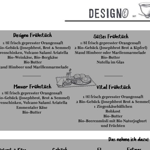 Runner-up design by OnDreams