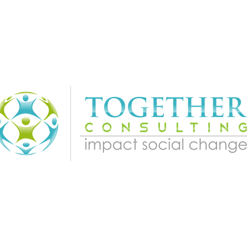 New Logo Wanted For Together Impact Social Change Or Maybe This Can Be The Tagline Logo Design Contest 99designs