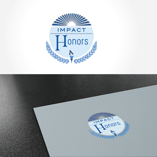 Runner-up design by Blue Rock Graphics