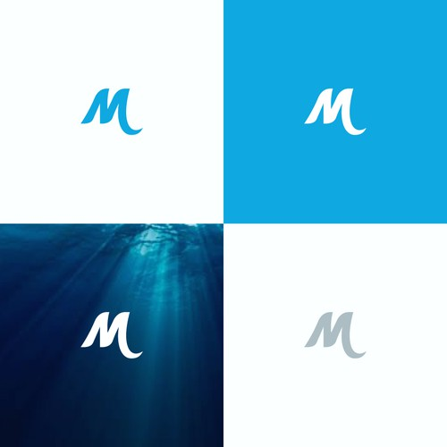 Very Simple Design Just The Letter M Logo Design Wettbewerb