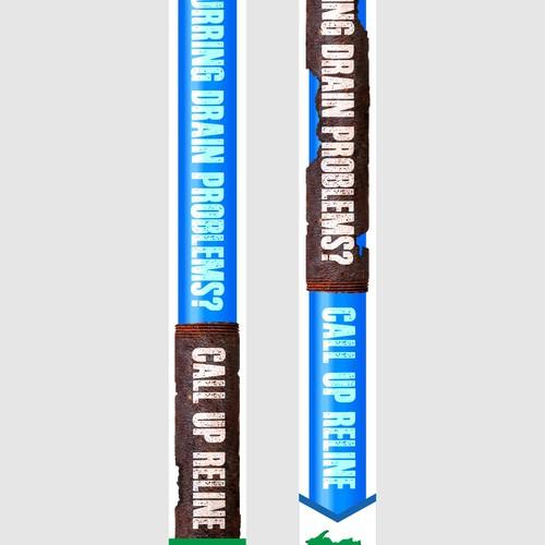 Runner-up design by TAKTIKAL