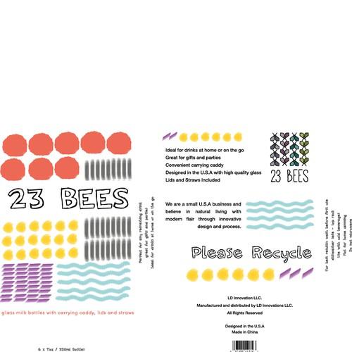 Runner-up design by marilena_gir