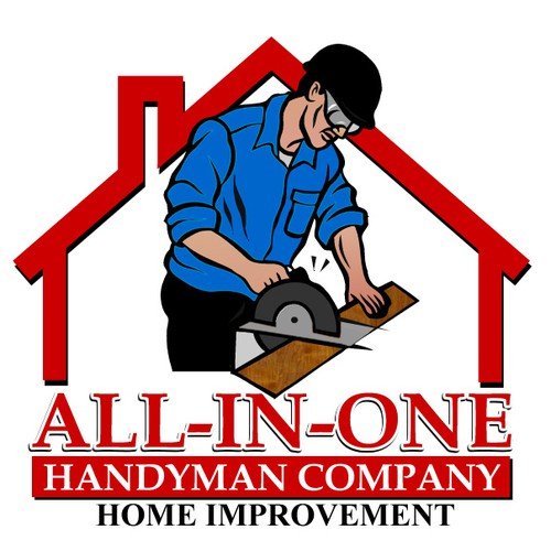 Help All In One Handyman Company Home Improvement With A New Logo Logo Design Contest 99designs