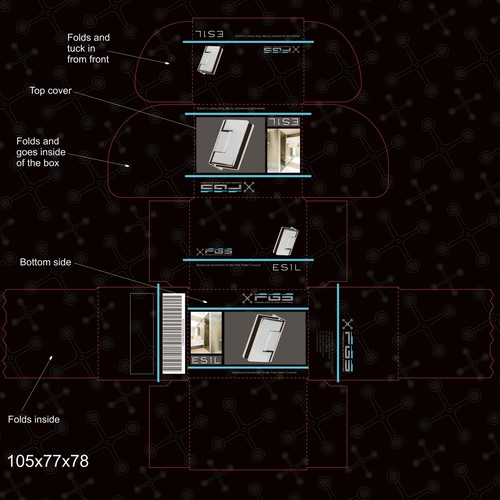 Design finalista por Bognar Graphics