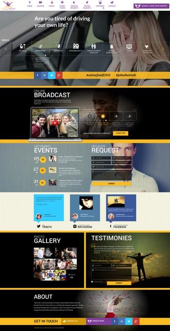 Diseño ganador de Webnomica