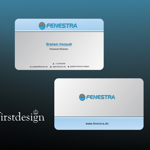 Diseño finalista de Firstdesign Works™