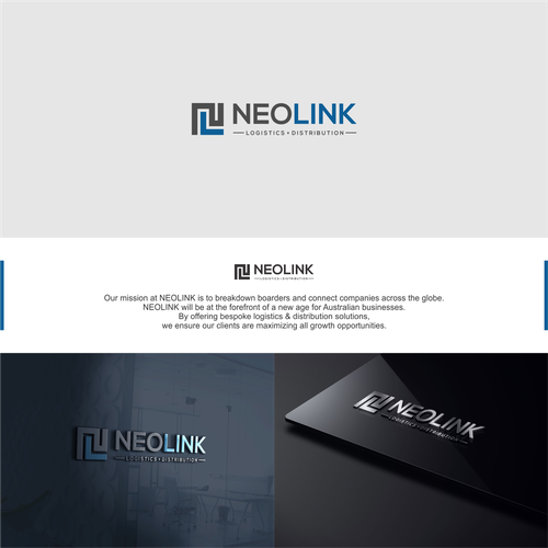 NEOLINK | Logistics + Distribution | Neo = New / Link = Connecting