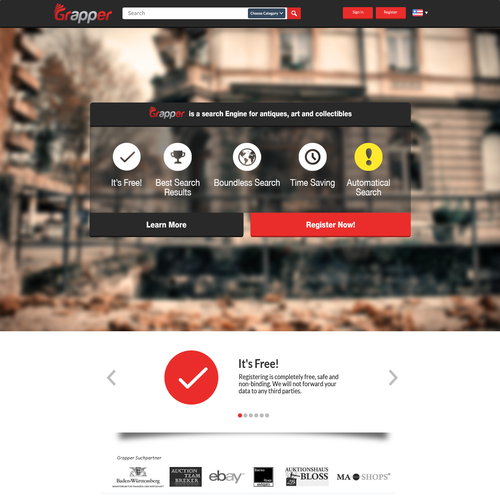 Design finalista por thipatriota