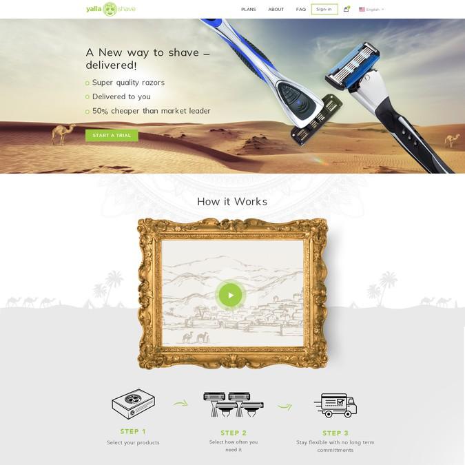 Winning design by Canvas Creation