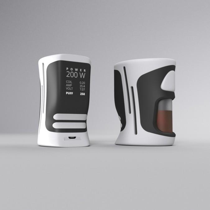 Winning design by Max Khramov