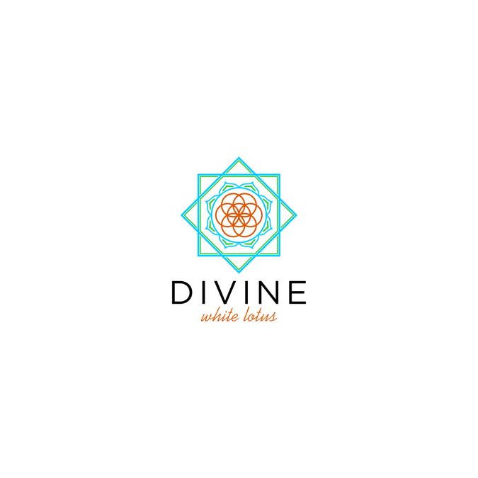 design a logo that represents the soul star chakra   Logo