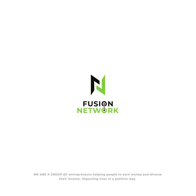 Create A Team Logo Call Fusion Network Logo Design Contest
