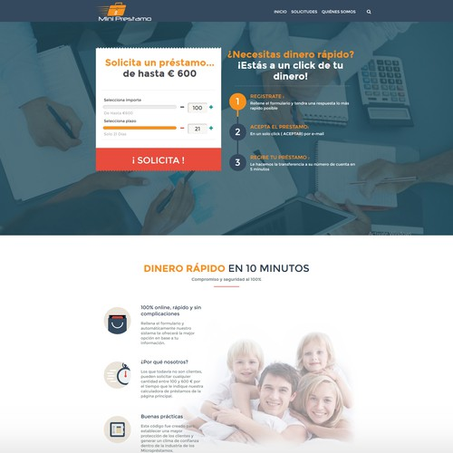 Design finalista por AlpsDesigns