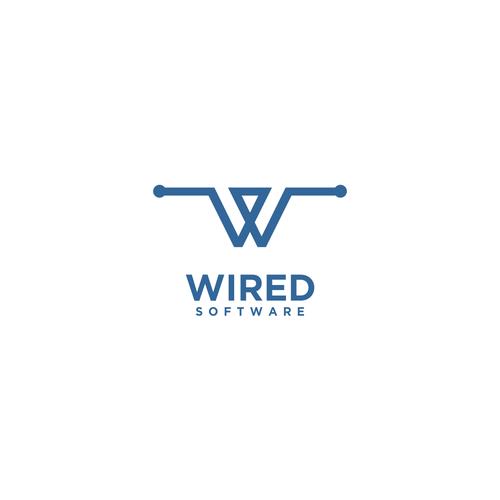 Create an energetic logo for Wired Software | Logo design contest