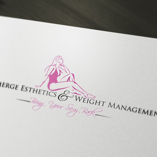 Emerge Esthetics Weight Management Needs A New Logo Logo Design Contest 99designs