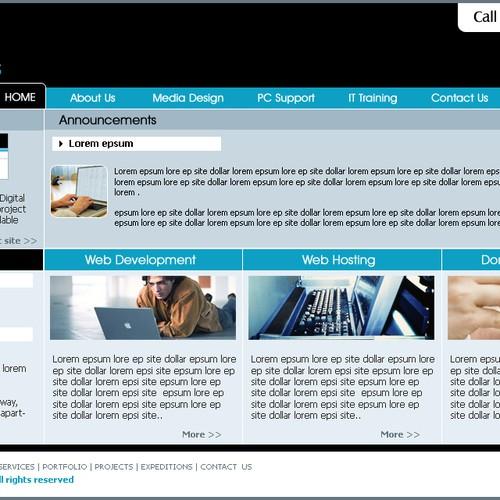 Meilleur design de webs.solutions