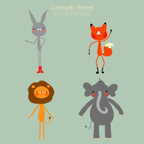 Ontwerp van finalist Consuelo Bonet