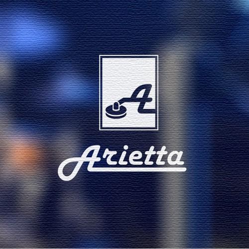 Runner-up design by Angeleski