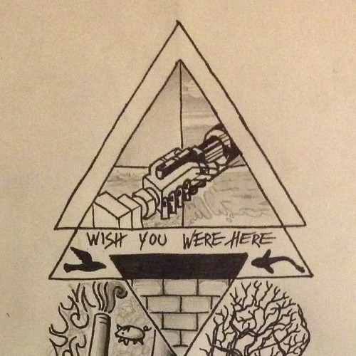 Pink Floyd Inspired Tattoo Needed For Floyd Illustration Or