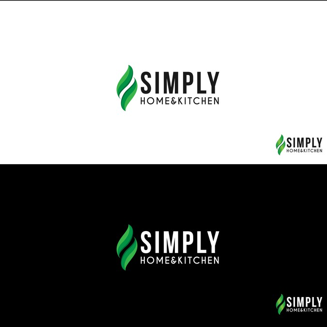 SIMPLY Home & Kitchen needs a Fresh New Logo. Please Help ...