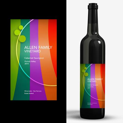 Runner-up design by abarbo