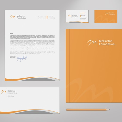 Runner-up design by logodentity