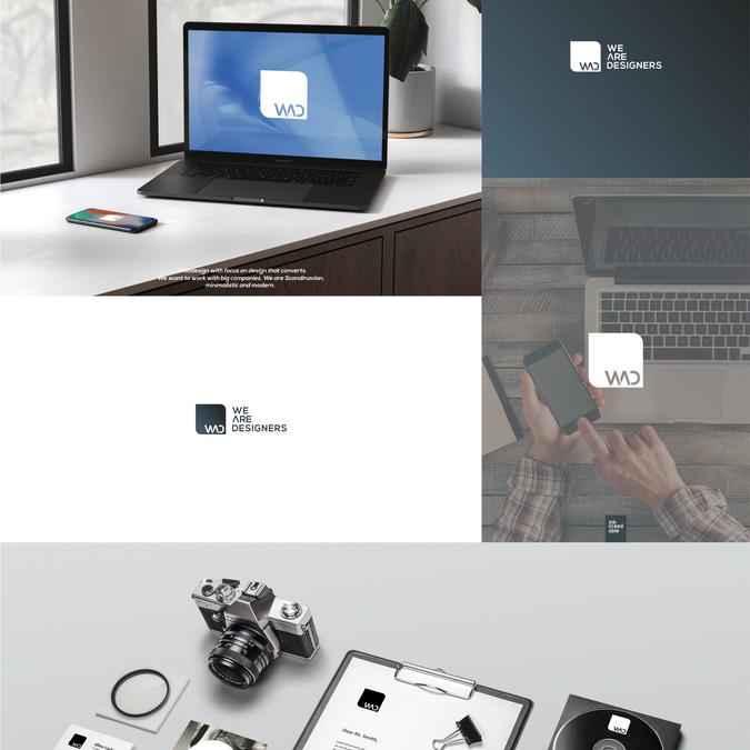 Diseño ganador de inkcreedable studios