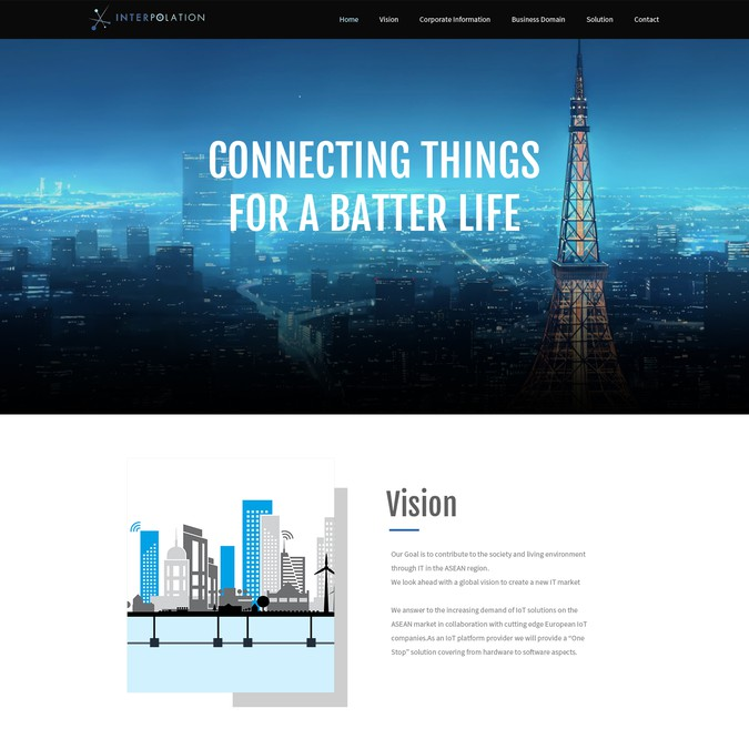 Winning design by Creative st*ar