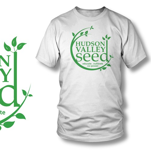 T shirt design for school garden non profit hudson valley for Garden t shirt designs