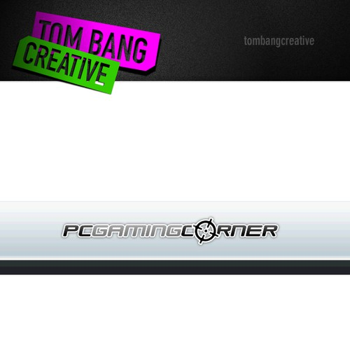 Runner-up design by tombang