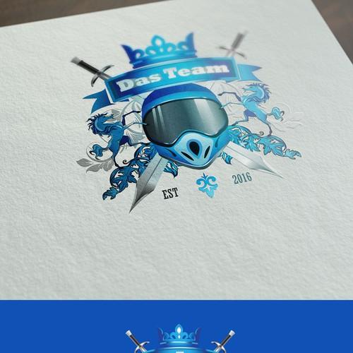 Runner-up design by webkraftz