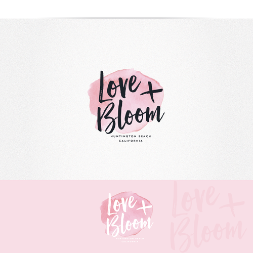 Create a beautiful Brand Style for Love + Bloom! Design by Cit