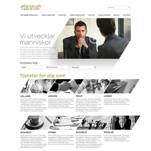 Runner-up design by Nuvo