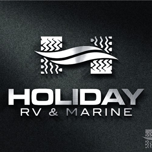 recreational vehicle sweepstakes logo for a recreational vehicle and boat dealership logo 8314