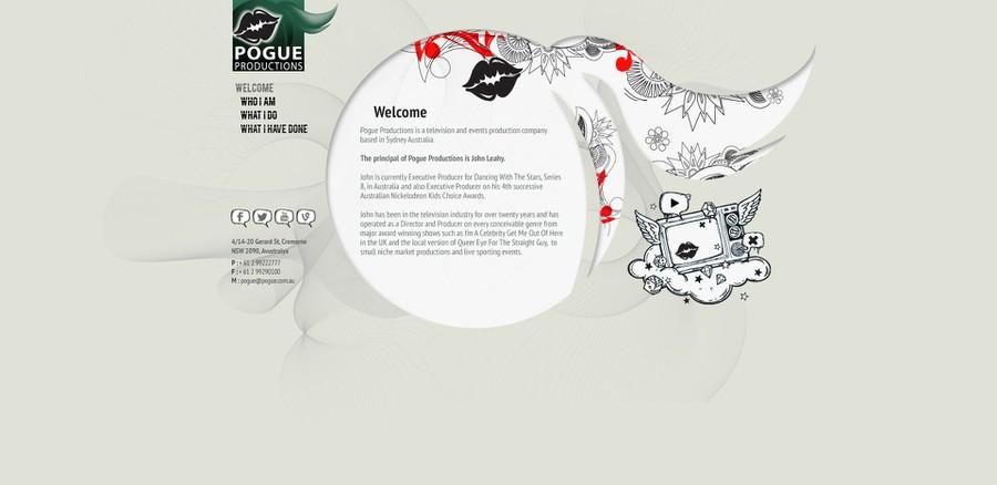 Design vencedor por Dexigner