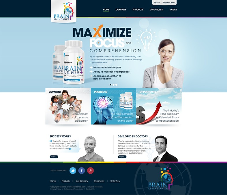 Winning design by pscola